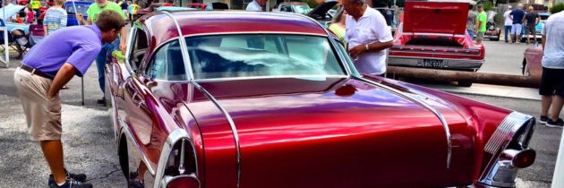 The 9th annual Elm Street Rod Run is a Open Car Show